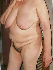 Sensuous older female playing with her vagina
