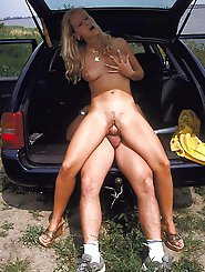 Naughty mature lasses with ideal hooters