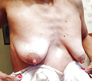 Seductive older tarts trying to tease